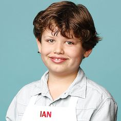 Ian | MasterChef Junior on FOX Worst Cooks In America, Masterchef Junior, Chesapeake Shores, Food Network Star, How I Met Your Mother, Master Chef, Season 8, Parks And Recreation, Glee