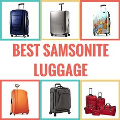 What is the Best Samsonite Luggage in 2018? Samsonite offer well-designed, powerfully built luggage pieces can make traveling much easier and more fun by allowing you to securely and intuitively organize your belongings for a trip. View our buying guide and reviews on the Best Samsonite Luggage.