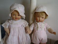 Raynal baby dolls.