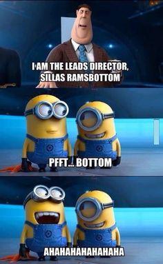 I like comedies