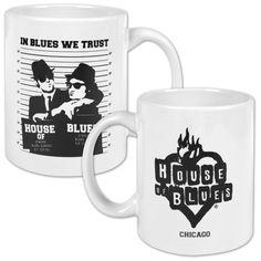 Gift Idea - Ryan - Jake and Elwood Mug Shot Coffee Mug - Chicago