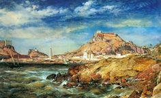 EDWARD WILLIAM COOKE (1811-1880)
