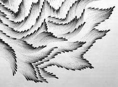 Fingerprint art by Judith Braun