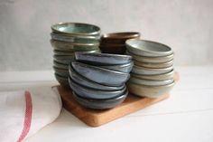 Ceramic tapas bowls small bowls serving bowls pottery
