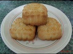 脆皮奶皇月餅