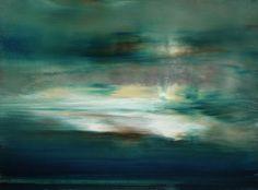 "Saatchi Online Artist: Maurice Sapiro; Oil, 2013, Painting ""After Sundown"""