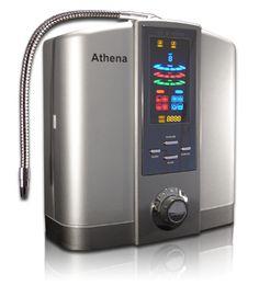 Alkaline water machine, I want this...saving,saving,saving!