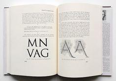 The Origin of the Serif - Typography Books - Typography.Guru