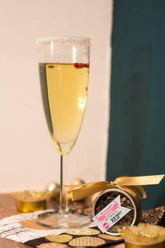 GinTea: On surfe sur la tendance du Gin Tonic hyper personnalisé avec ce Gin tea version luxe qui associe un thé à la cerise et au gingembre avec du crémant d'Alsace… et du gin (bien sûr!). Parfait pour l'apéro le soir du réveillon...