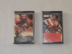 #SylvesterStallone #Stallone #RockyIV #OverTheTop #MotionPictureSoundtrack #Soundtrack #Cassette