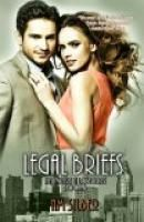 Legal Briefs (Lawyers in Love) by N.M. Silber.  Estimated Reading Time: 330 minutes.