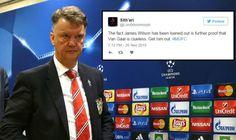 Van Gaal is under pressure (Picture: Getty Images)