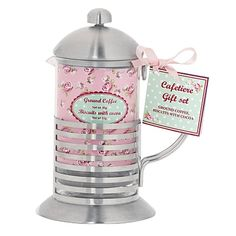 Cafetiere Gift Set - $20