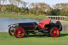 1911 Stafford racer - (The Stafford Motor Car Co. Topeka & Kansas City, Missouri 1908-1915)