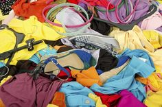Give your old stuff a new home by donating to the Diabetes Clothesline program!