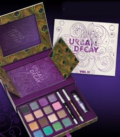 Urban Decay Book of Shadows Vol. 2: Another great palette! Love the range of colors especially the brighter colors included!