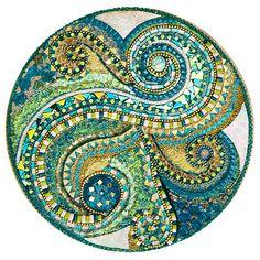 Mosaics, several designs