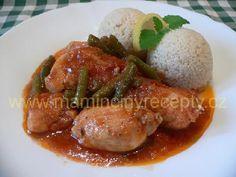Marocké kuře s kuskusem Pork, Chicken, Meat, Kale Stir Fry, Pork Chops, Cubs