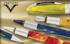 Visconti van Gogh pens -- all of them are beautiful!