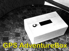 GPS AdventureBox - give the gift of fun and adventure by Garrett Kendrick — Kickstarter.  This Arduino based project allows the giver to send the recipient on a fun and/or romantic journey in order for the gift box to unlock.