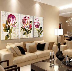 Particulares diseños de cortinas para sala ideales de casa ...