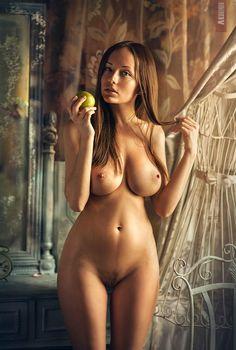 Morning Apple by Sergey Lenin
