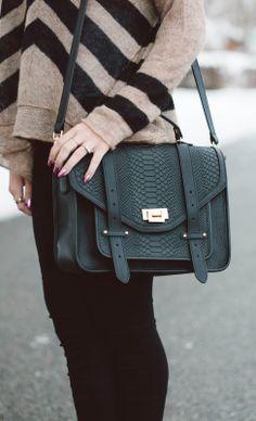 GiGi New York | Cara Loren Fashion Blog | Hayden Satchel