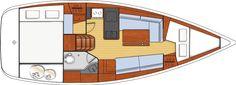 Sailboats Oceanis 31 - Sailing Yacht Beneteau USA