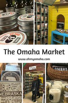 What's At The Omaha Market via @ohmyomaha