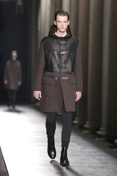 NEIL BARRETT - Autumn-Winter 14/15 Menswear Collection #2