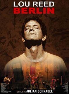"""Lou Reed Berlin"" de Julian Schnabel, samedi 15 mars à 19h au Forum des images ! http://www.forumdesimages.fr/les-films/les-programmes/berlin/lou-reed-berlin"
