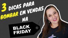 Black Friday 2017 - 3  Dicas para VENDER MAIS como afiliado na BLACK FRI... https://www.youtube.com/watch?v=GYGxdj5_dl0