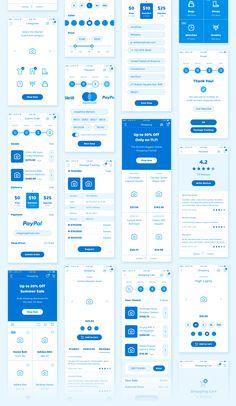 Mobile Wireframe, Wireframe Web, Wireframe Design, Ui Ux Design, Interface Design, Simple Web Design, Android App Design, Flowchart, App Design Inspiration