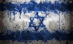 Flag of Israel HD Wallpaper