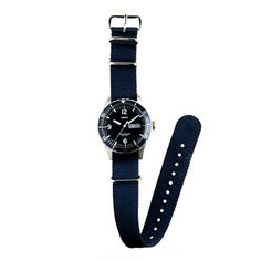 Timex J. Crew Andros Watch