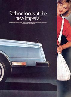 The fashionable Chrysler Imperial