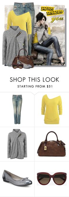 """""""Denim chic"""" by fashion-architect-style ❤ liked on Polyvore featuring Tommy Hilfiger, Black Diamond, WearAll, Lauren Ralph Lauren, ECCO, Yves Saint Laurent, women's clothing, women's fashion, women and female"""