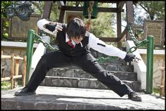 Cosplay: Walter C. Dornez - Hellsing -- Lugar: ((Jornadas de Manga y Anime 29/10/11)) -- Ph: CospPhoto