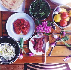 The Traveller Chef #mediterranean #cuisinart #cookingclassesrome