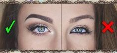 7 maneiras de fazer seus olhos parecerem maiores e mais brilhantes