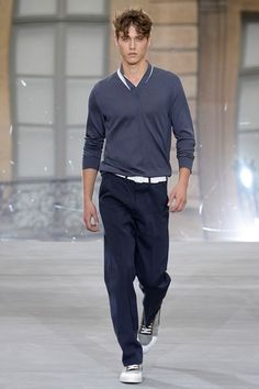 Sfilata Moda Uomo Berluti Parigi - Primavera Estate 2016 - Vogue