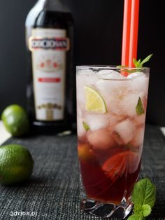 Party Drinks Alcohol, Alcoholic Drinks, Smoothie Drinks, Smoothies, Mojito, Cake Recipes, Grilling, Food And Drink, Shake