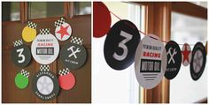 Start your engines with these racecar kids birthday party ideas! #peartreegreetings