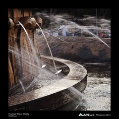 Fountain Water Display
