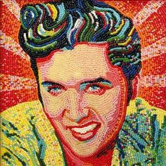 Jelly Bean Elvis - SO FREAKING COOL
