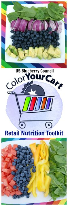 #Retailers, celebrate blueberry month with this toolkit from @BlueberryLife. This USDA approved kit make #Nutrition education easy to get consumers to #coloryourcart. #RDchat #dietitians