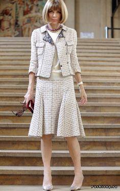 Jju's 시캐포 : 패션계의 살아있는 전설 안나 윈투어 스타일북 Anna wintour stylebook