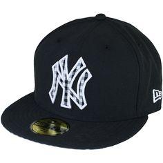 New Era Ging Shy 59Fifty Cap NY Yankees black