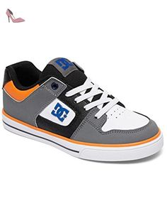 DC Shoes Pure Elastic - Slip-On Shoes - Chaussures slip-On - Garçon