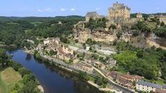 Camping Le Capeyrou, Beynac-et-Cazenac, Dordogne, river Camping Dordogne, Beynac Et Cazenac, Campsite, Om, River, Outdoor, Outdoors, Camping, Rivers